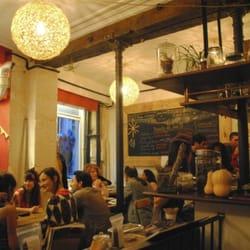 Sol semilla 113 photos 55 avis sans gluten 23 rue des vinaigriers canal st martin gare - Restaurant rue des vinaigriers ...