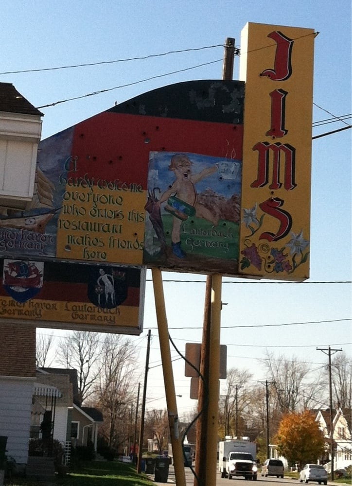 Jim's Restaurant: 727 E 5th St, Delphos, OH