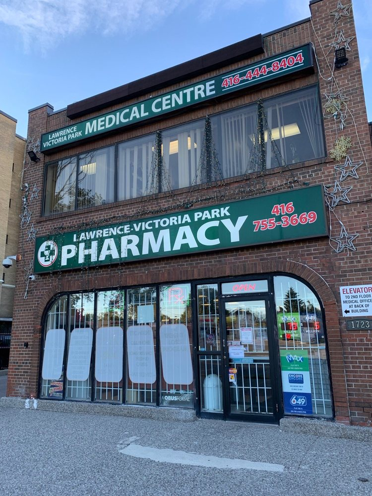 Lawrence - Victoria Park Pharmacy