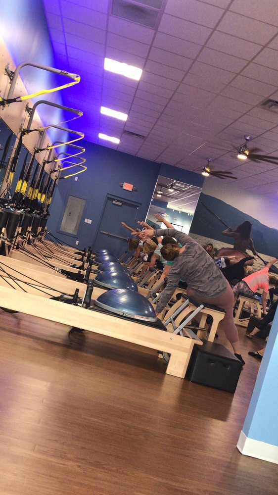 Club Pilates: 11722 Allisonville Rd, Fishers, IN