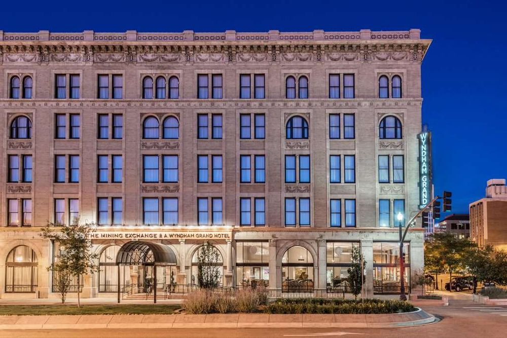 The Mining Exchange, A Wyndham Grand Hotel
