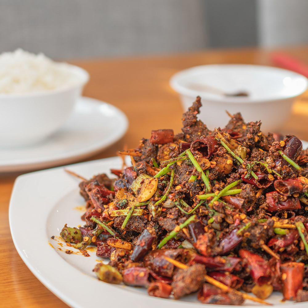 Ruiji Sichuan Cuisine: 1949 Pacific Coast Hwy, Lomita, CA
