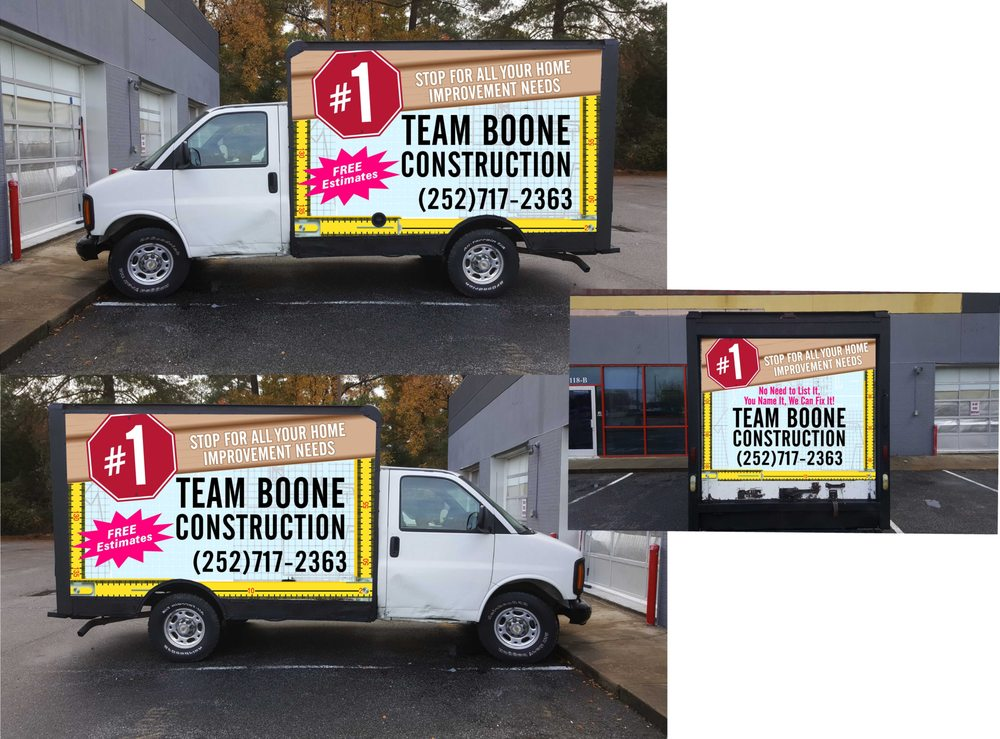 Team Boone Construction: Greenville, NC