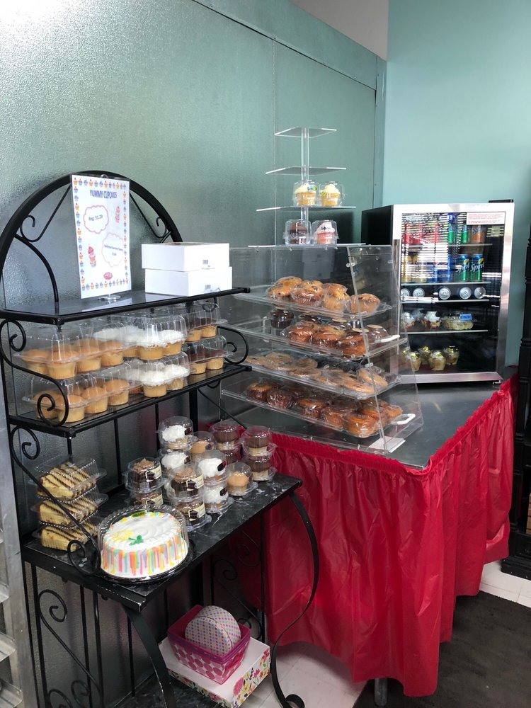 Tastee Creations Bakery: 3635 N Halifax Rd, Rocky Mount, NC