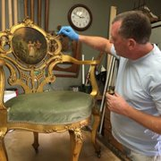 Teak Table Photo Of D.Petersen Furniture Restoration   Sechelt, BC, Canada.  Master Finisher