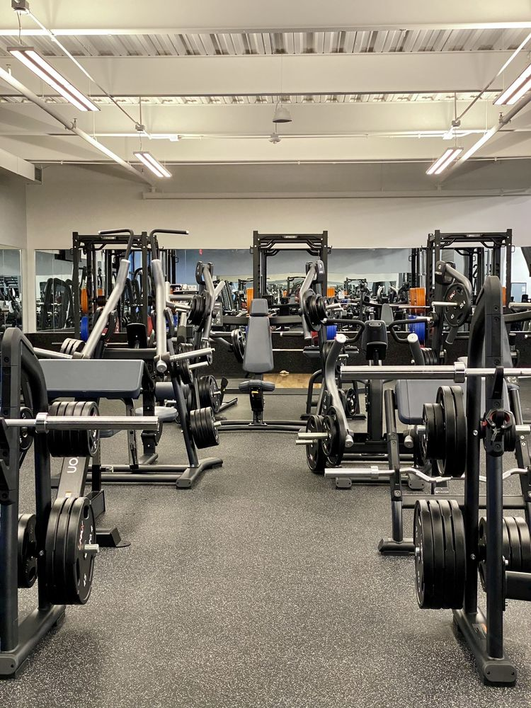 O2 Fitness University Hill - Durham