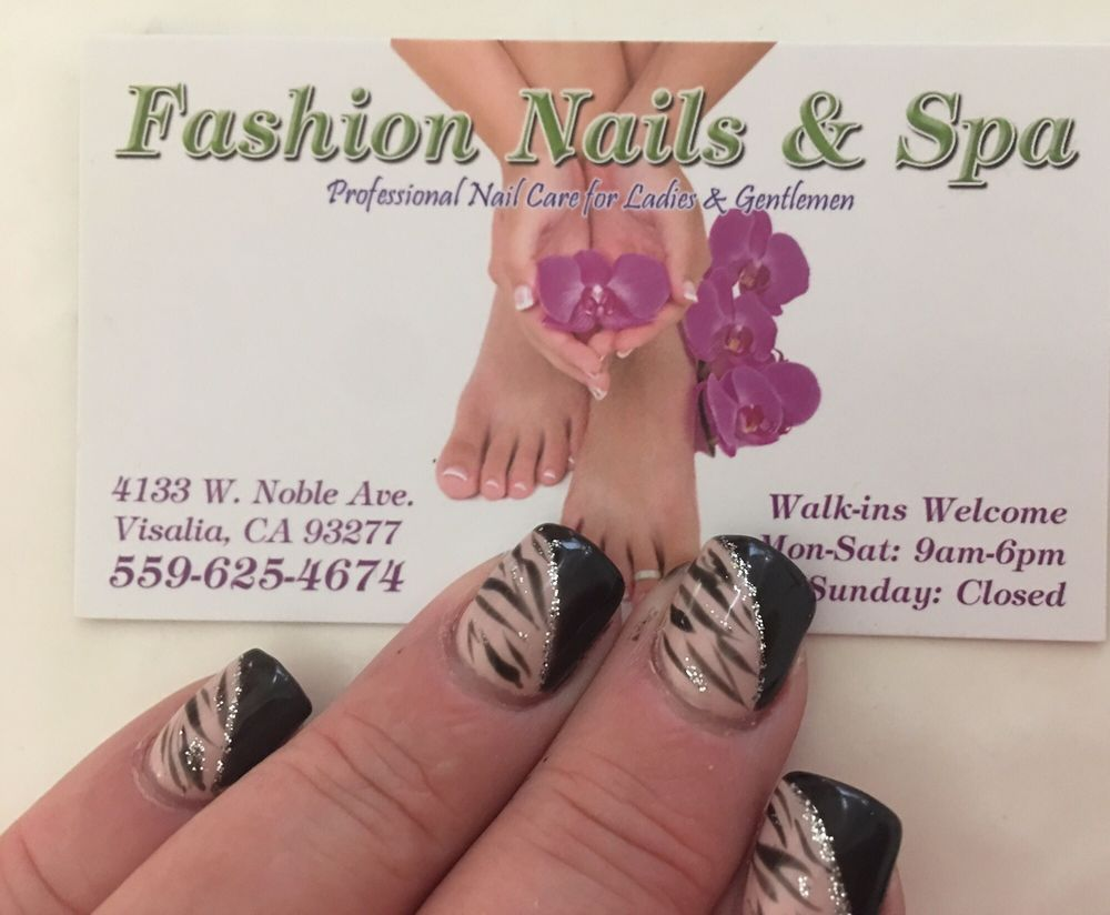 Great nail art, reasonable prices, excellent service. Ask for Vi or ...