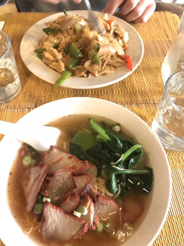 Food from Ocha Thai Noodle