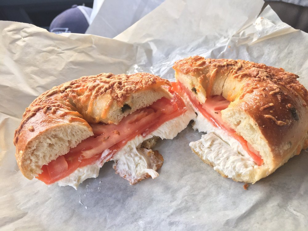 Food from Bagelmakers