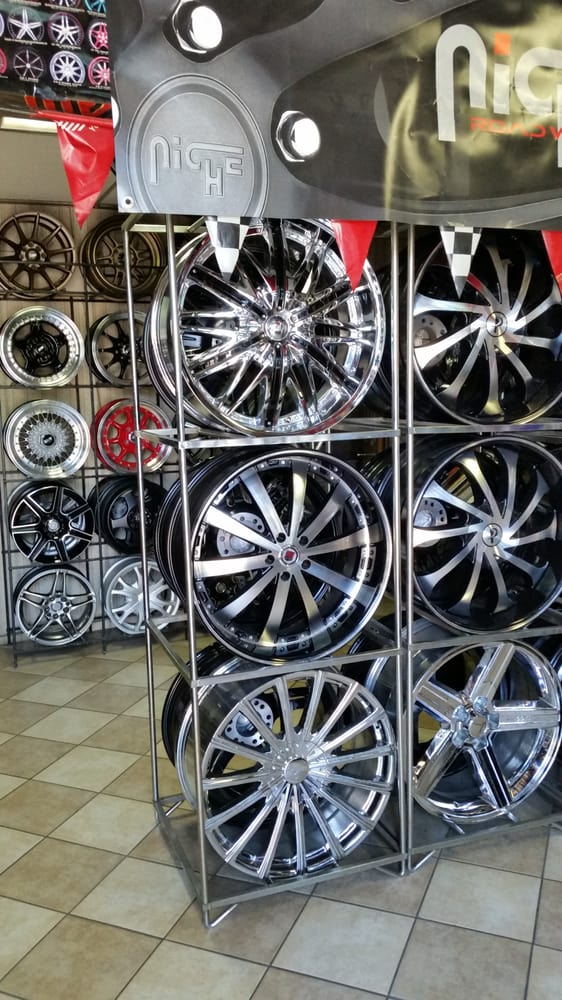 Home Gardens Wheels Tires Tyres 13550 Magnolia Ave