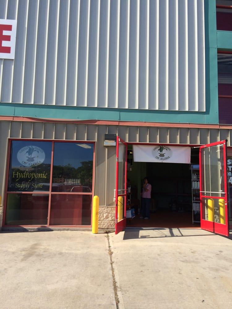 o - Hydroponic Stores Honolulu