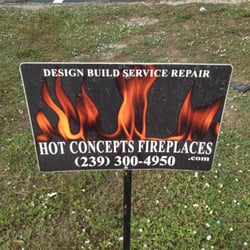 Hot Concepts Fireplaces - Fireplace Services - 5450 Shirley St ...