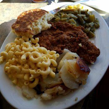 Photo Of Jackson S Restaurant Richmond Ky United States Fried Pork Chop And