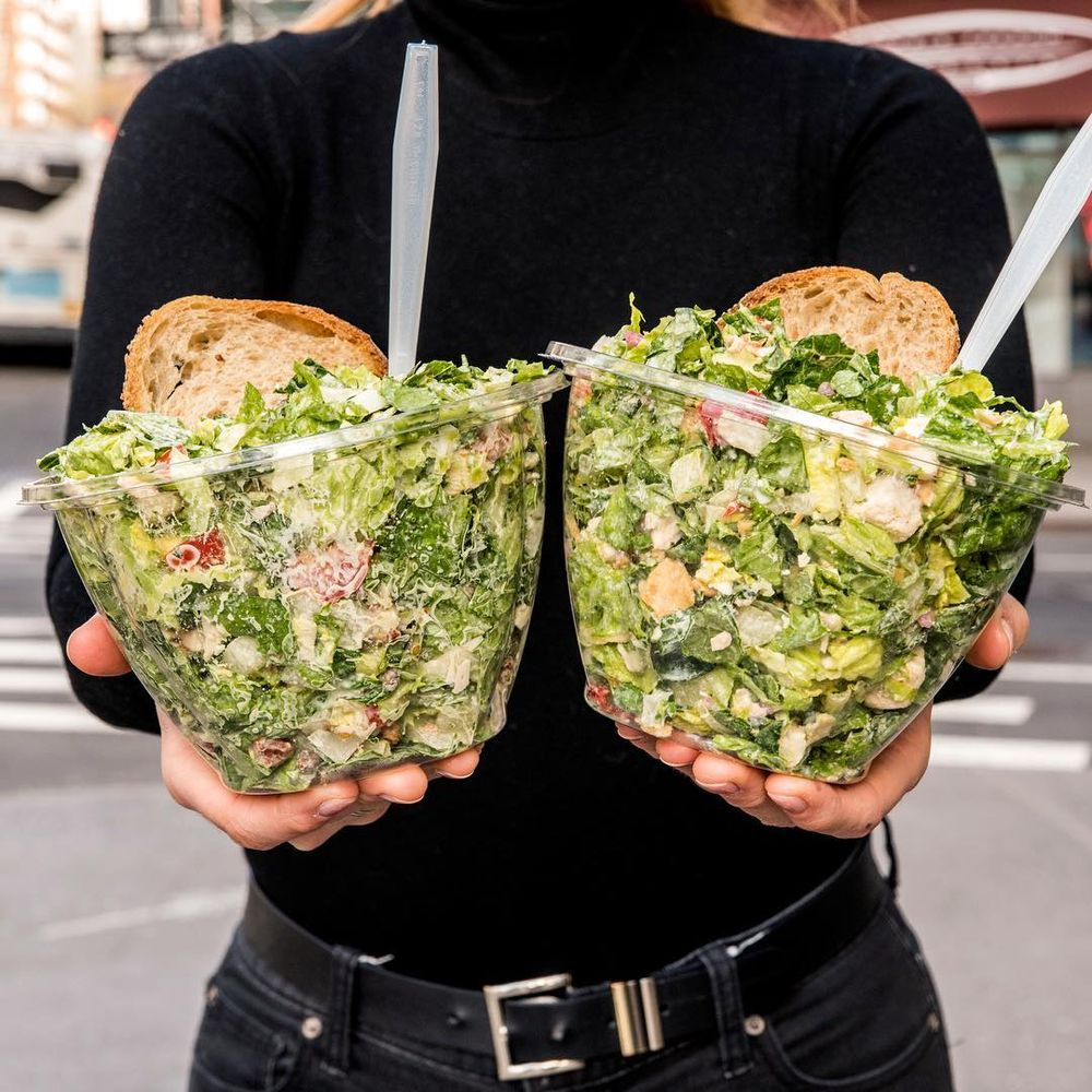 Chopt Creative Salad: 383 Willis Ave, Roslyn Heights, NY