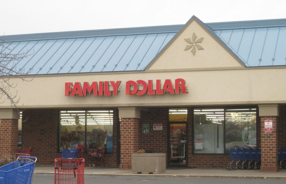 Family Dollar: 6372 Village Center Dr, Bealeton, VA
