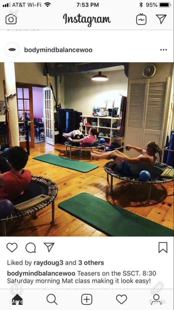Bodymind Balance: 100 Grove St, Worcester, MA