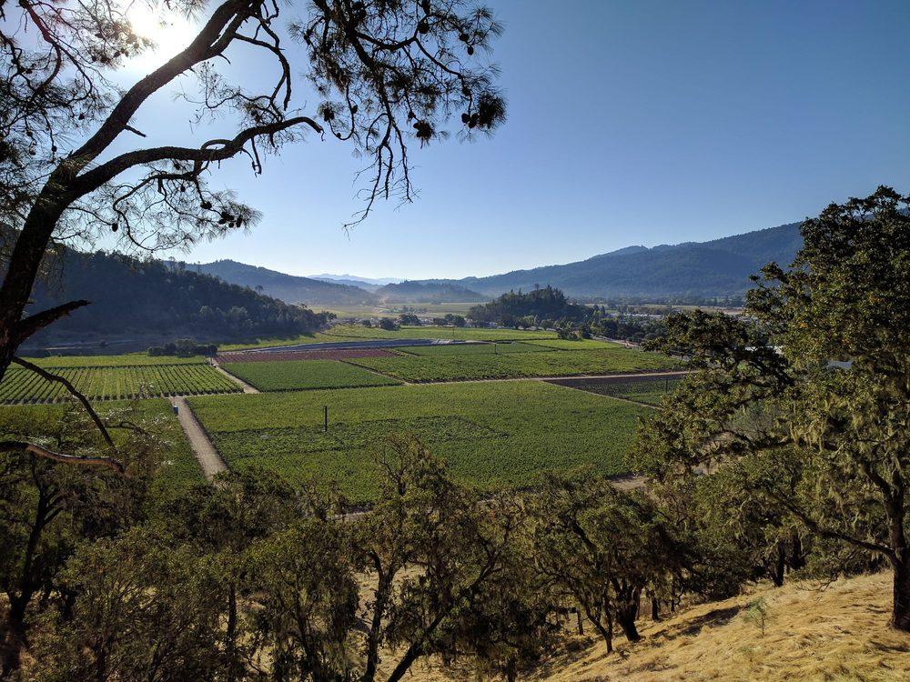 Oat Hill Mine Trail: 1800 Lincoln Ave, Calistoga, CA