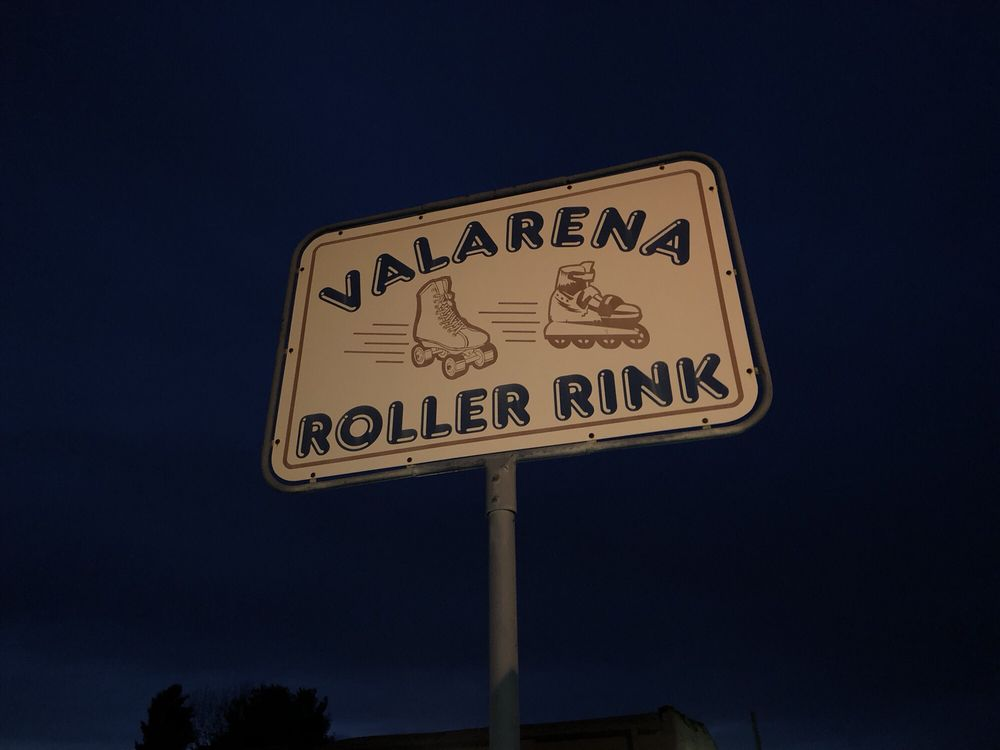 Valarena Roller Skating: 320 18th St, North Apollo, PA