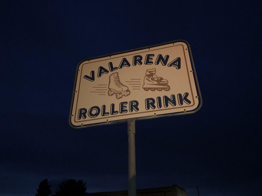 Valarena Roller Skating: 320 18th St, North Apollo, PA