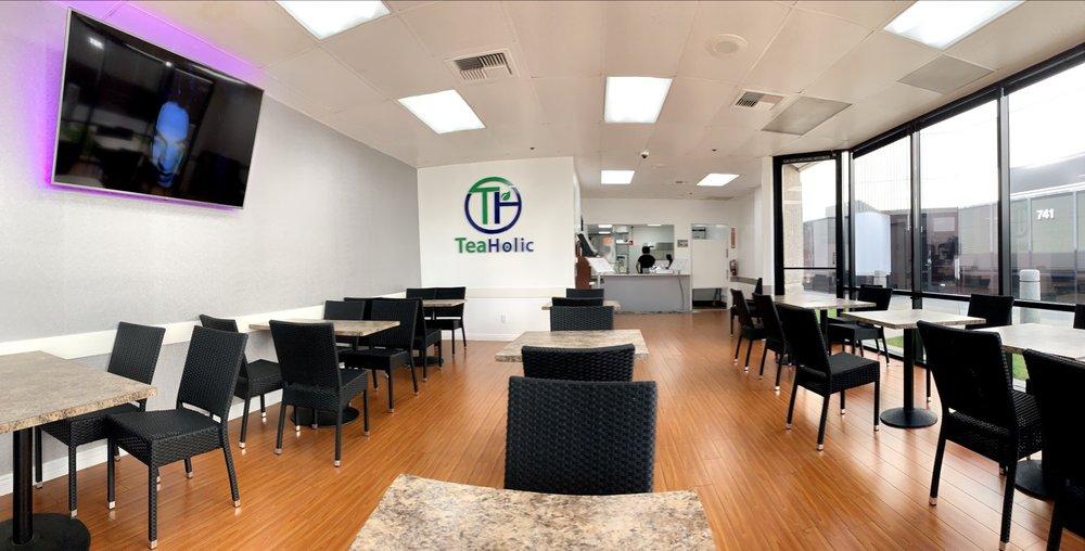 TeaHolic cafe: 660 S Placentia Ave, Placentia, CA