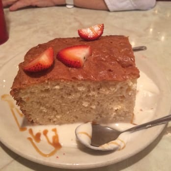Chuys Tres Leches Cake Price