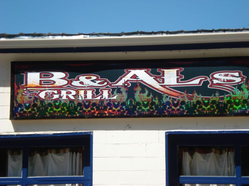 B & Al's Grill: 1558 W Main St, Sylva, NC