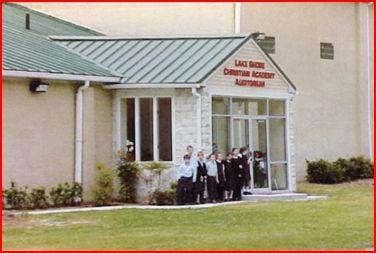 Lake Shore Christian Academy: 860 Swift Rd, Pasadena, MD