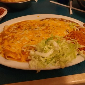 Good Photo Of Mi Patio   Phoenix, AZ, United States. Three Cheese Enchiladas With