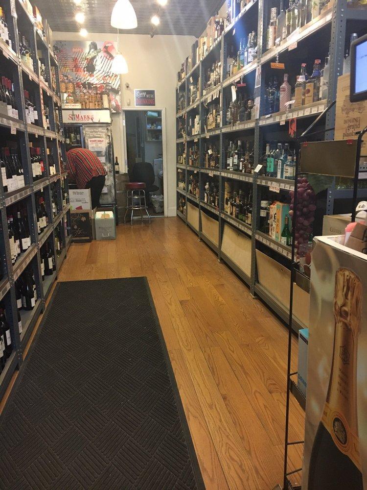 St. Marks Wine and Liquor: 16 St Marks Pl, New York, NY