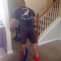 Anderson Carpet Cleaning Home