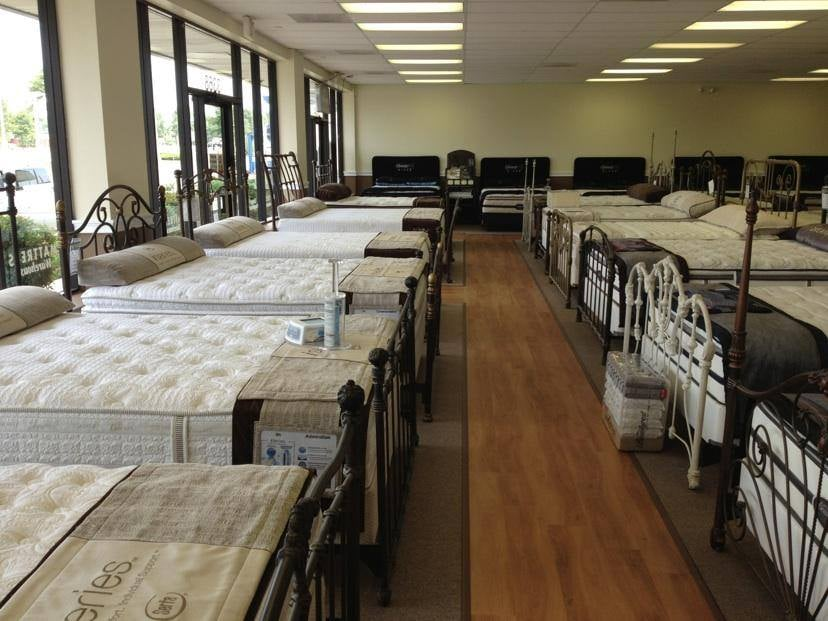 Mattress Warehouse: 2435 North Franklin Street, Christiansburg, VA