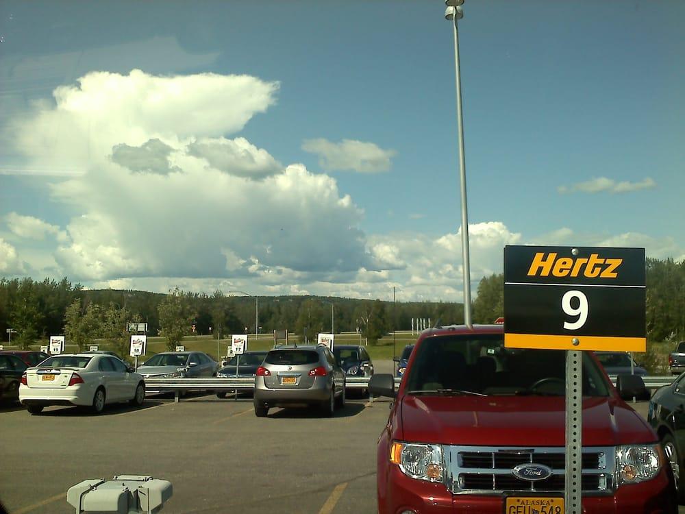 Car Hire Fairbanks Airport