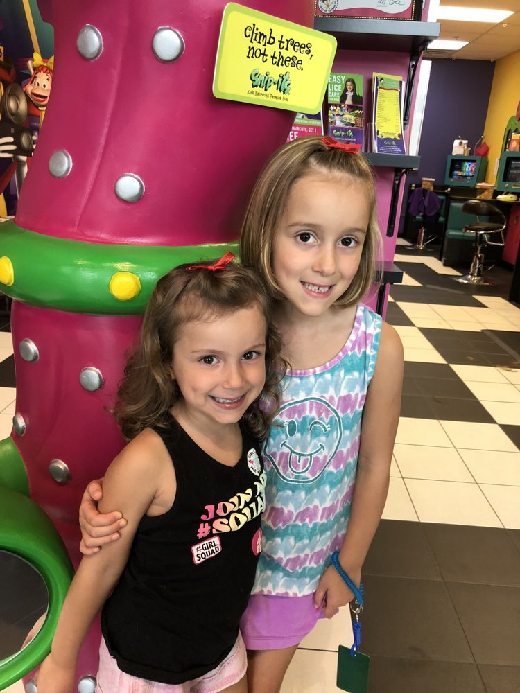 Pic Taken June 2018 At Snip Its Haircuts For Kids Avon Oh Yelp