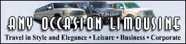 Any Occasion Limousine: Walnut Creek, CA