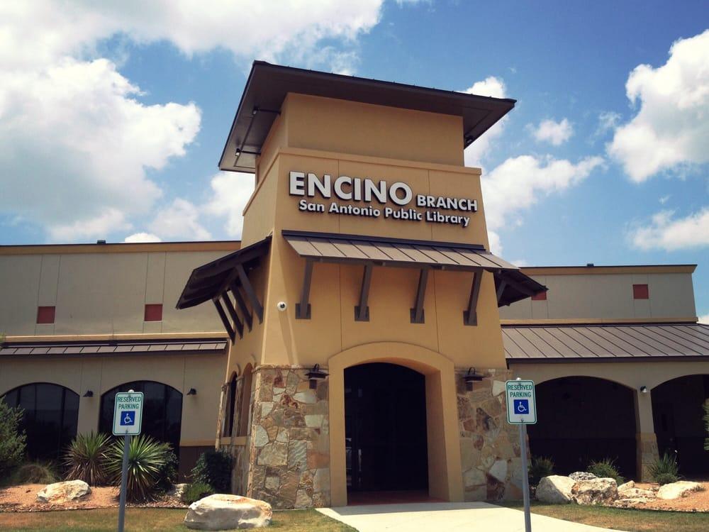 Encino Branch San Antonio Public Library 11 Photos