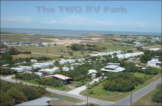 Two Rv Park Port O Connor