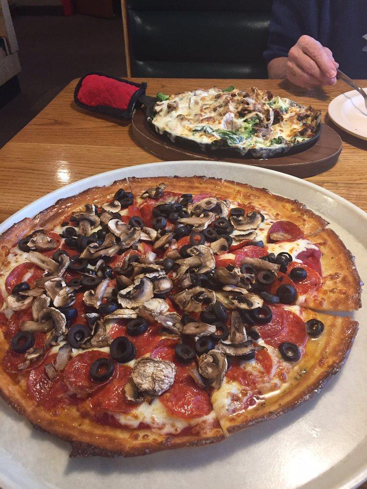 Pizza Italia: 635 E Main St, Booneville, AR