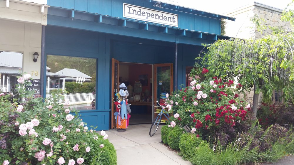Independent: 78 Scott St, Murphys, CA