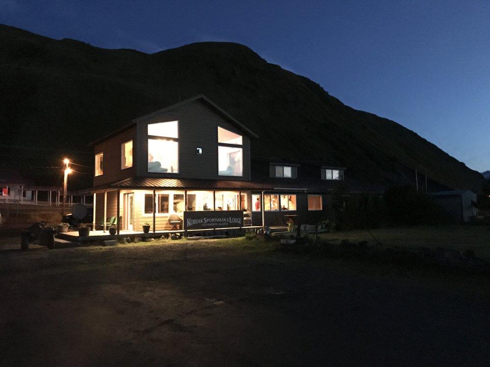 Kodiak Sportsman's Lodge: 3 Saints Ave, Old Harbor, AK
