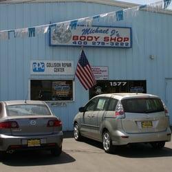 Michael Js Body Shop