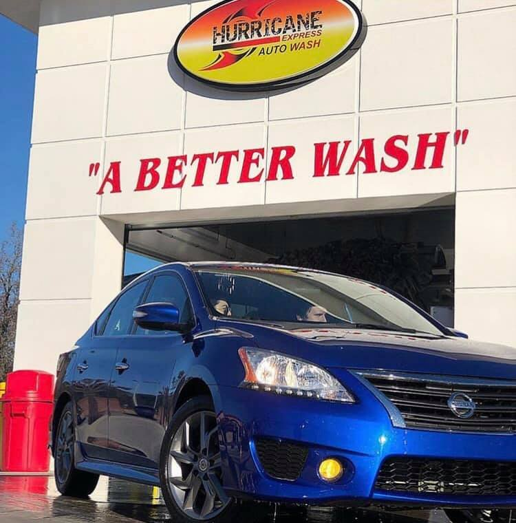 Hurricane Express Auto Wash: 4445 Fayetteville Rd, Lumberton, NC