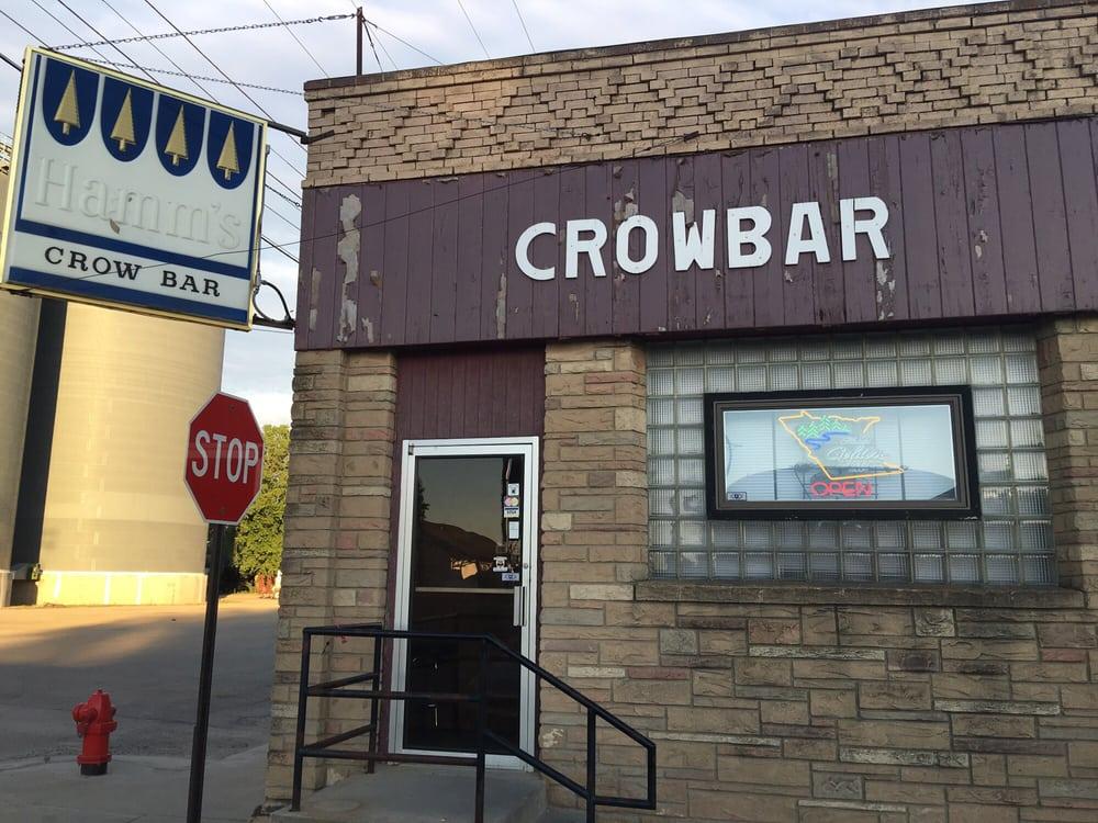 Crow Bar: 1 Main St, Sabin, MN