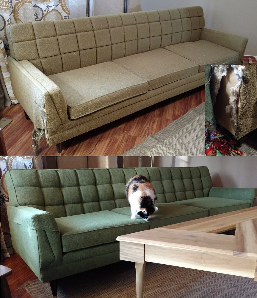Ashley Furniture In Colorado Springs: Clifford's Upholstery