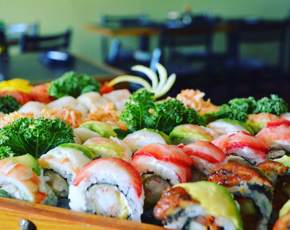Chubby Salmon Hibachi And Sushi Bar - 133 Photos & 44 Reviews ...