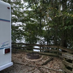 best campgrounds near tallahassee fl