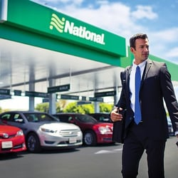 With National Car Rental at Portland Intl Airport (PDX) you benefit from great rates, first class service and the Emerald Club Loyalty program.