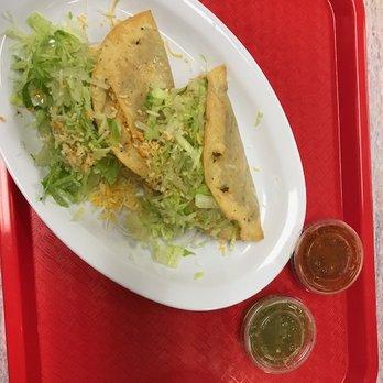 Photo Of Eriberto S Fountain Hills Az United States 2 Shredded Beef Tacos