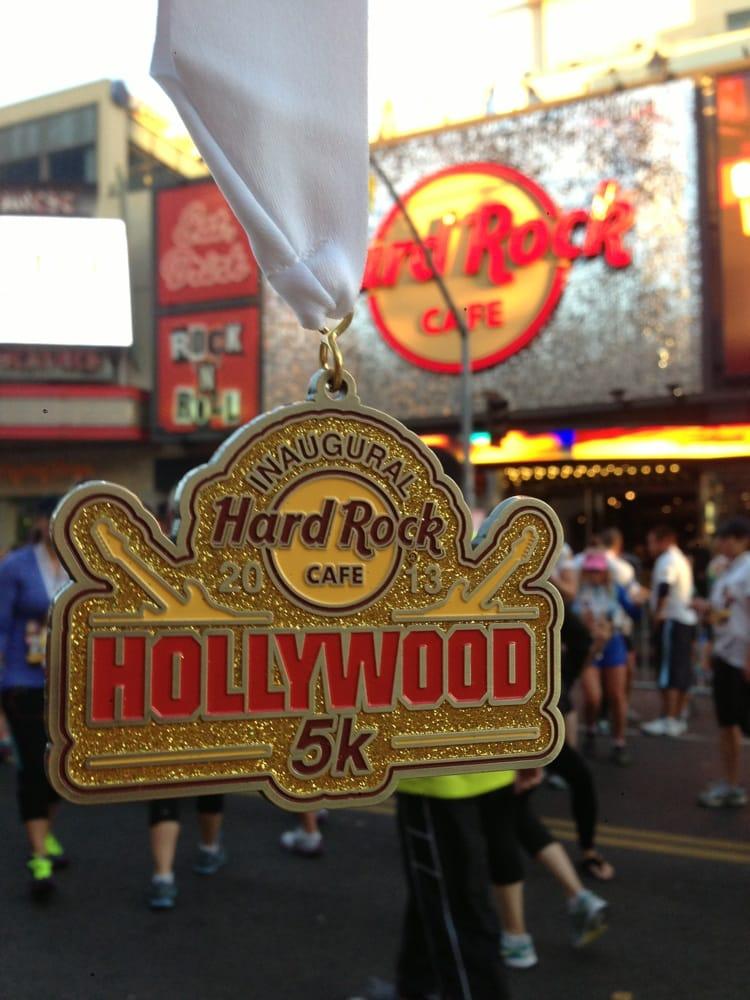 Hard Rock Cafe Hollywood Address