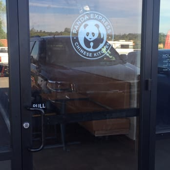Photo of Panda Express - Auburn CA United States. Filthy doors! : express doors - pezcame.com