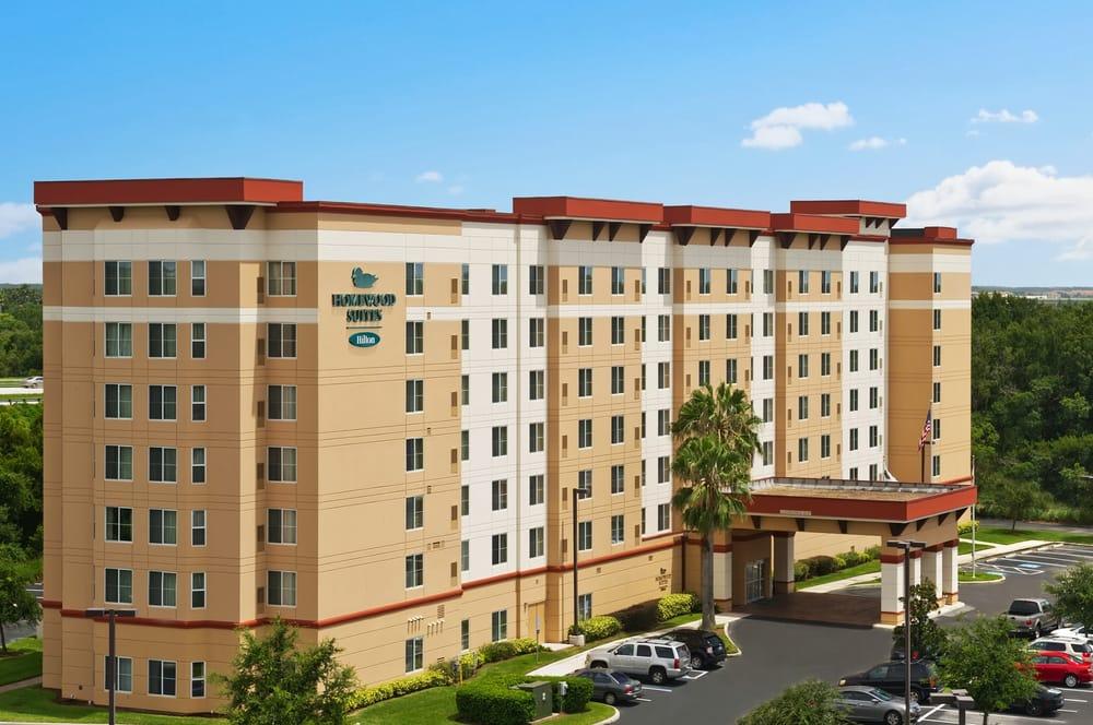 Homewood Suites by Hilton Tampa-Brandon: 10240 Palm River Rd, Tampa, FL